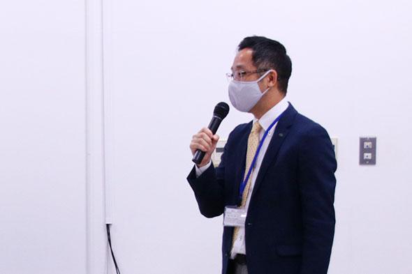 福井氏スピーチ